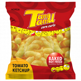 Tamu Tamu Tomato Ketchup Corn - Bulkbox Wholesale