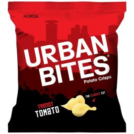 Urban Bites Trendy Tomato Crisps - Bulkbox Wholesale