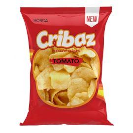 Cribaz Tomato Crisps - Bulkbox Wholesale