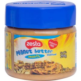 Zesta Smooth Peanut Butter - Bulkbox Wholesale