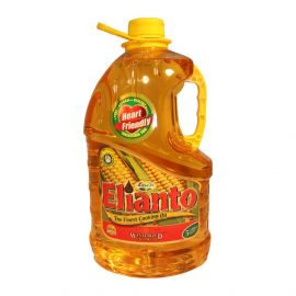 Elianto Corn Oil 4x5L - Bulkbox Wholesale
