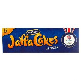 Mcvities Jaffa Cakes 12x110g - Bulkbox Wholesale