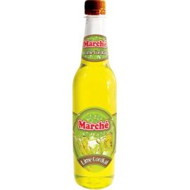 Marche Cordial Lime Juice 12x700ml - Bulkbox Wholesale