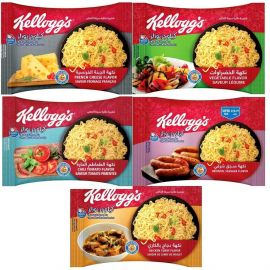 Kellogg's Instant Noodles - Variety Pack 40x70g - Bulkbox Wholesale