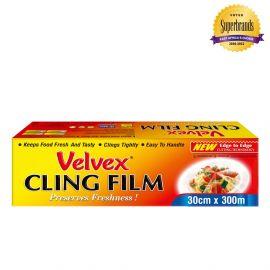 Velvex Cling Film Catering 30cmX300m - 1 Roll - Bulkbox Wholesale