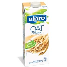 Alpro Oat Drink Original 8x1L - Bulkbox Wholesale