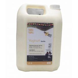 Laki Laki Probiotic yoghurt Vanilla 5L - Bulkbox Wholesale