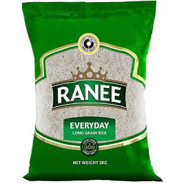 Ranee Everyday Rice 12x2Kg - Bulkbox Wholesale