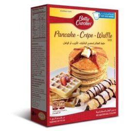 Betty Crocker Jaw Pancake Crepe Waffle Mix 6x360g - Bulkbox Wholesale