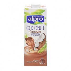 Alpro Original Coconut Chocolate Milk 8x1L - Bulkbox Wholesale