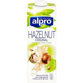 Alpro Hazelnut Original Drink 8x1L - Bulkbox Wholesale