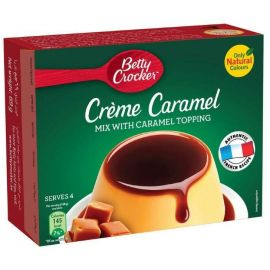Betty Crocker Crème Caramel With Sauce 18x69g - Bulkbox Wholesale