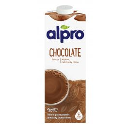 Alpro Soya Chocolate Drink 8x1L - Bulkbox Wholesale