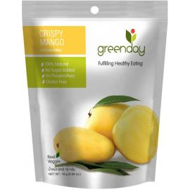 Greenday Crispy Mango 12x16g - Bulkbox Wholesale
