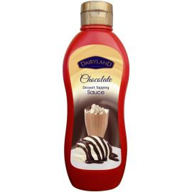 Dairyland Chocolate Topping Sauce - Bulkbox Wholesale