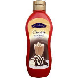 Dairyland Chocolate Topping Sauce 10x650g - Bulkbox Wholesale