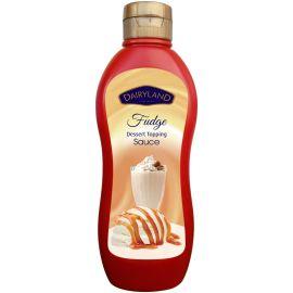 Dairyland Fudge Topping Sauce 10x650g - Bulkbox Wholesale