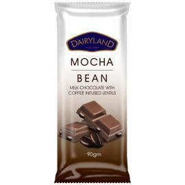 Dairyland Mocha Bean Chocolate   - Bulkbox Wholesale