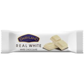 Dairyland Real White Chocolate - Bulkbox Wholesale