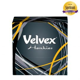 Velvex Hankies 50 Sheets - 60Pkts - Bulkbox Wholesale