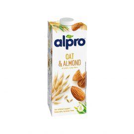 Alpro Oat Almond Drink 8x1L - Bulkbox Wholesale