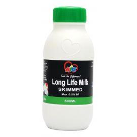 Bio Skimmed Long Life Milk 12x500ml - Bulkbox Wholesale