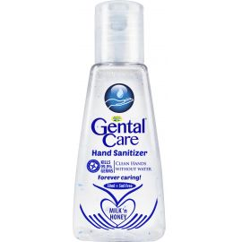 Gental Care Hand Sanitizer Milk N Honey  48x50ml + 5ml - Bulkbox Wholesale