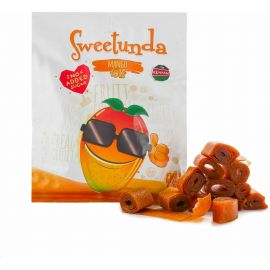 Sweetunda Mango Rolls 10x100g - Bulkbox Wholesale