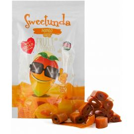 Sweetunda Mango Rolls Pouch 200g - Bulkbox Wholesale