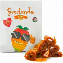 Sweetunda Mango Rolls 10x35g - Bulkbox Wholesale