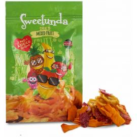 Sweetunda Mixed Fruit Pouch 200g - Bulkbox Wholesale