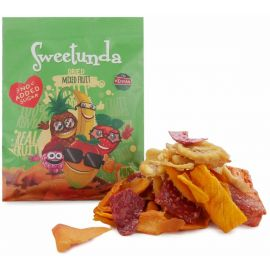 Sweetunda Mixed Fruit 10x20g - Bulkbox Wholesale