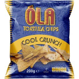 Ola Tortilla Chips Cool Crunch - Bulkbox Wholesale