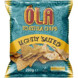 Ola Tortilla Chips Lightly Salted - Bulkbox Wholesale