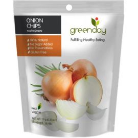 Greenday Onion Chips 12x15g - Bulkbox Wholesale