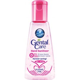 Gental Care Hand Sanitizer Blushing Pink  48x50ml + 5ml - Bulkbox Wholesale