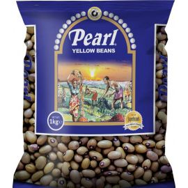 Pearl Yellow Beans 24x1Kg - Bulkbox Wholesale