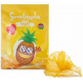 Sweetunda Dried Pineapple 10x100g - Bulkbox Wholesale
