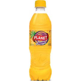 Planet Soda Passion Pineapple - Bulkbox Wholesale