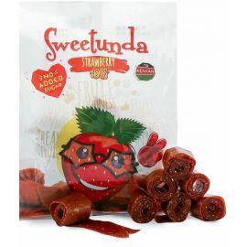 Sweetunda Strawberry Rolls 10x100g - Bulkbox Wholesale