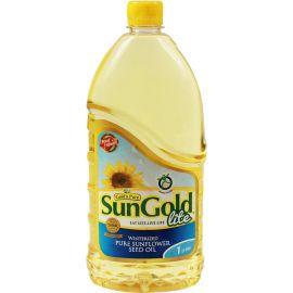 Sun Gold Sunflower Oil 12x1L - Bulkbox Wholesale
