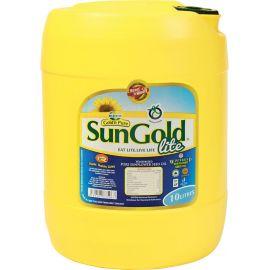 Sun Gold Sunflower Oil 1x10L Jerrycan - Bulkbox Wholesale