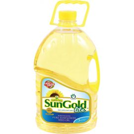 Sun Gold Sunflower Oil 4x5L - Bulkbox Wholesale