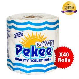 Dawn Pekee 2-Ply Toilet Tissue - 40s' - Bulkbox Wholesale