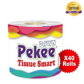 Dawn Pekee Smart 2-Ply Toilet Tissue - 40s' - Bulkbox Wholesale