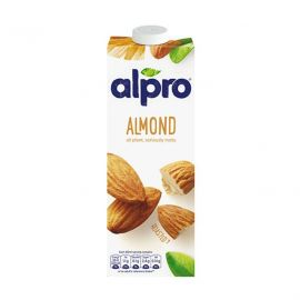 Alpro Almond Unsweetened 8x1L - Bulkbox Wholesale