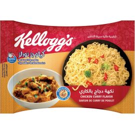 Kellogg's Instant Noodles - Chicken Curry - Bulkbox Wholesale