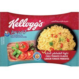 Kellogg's Instant Noodles - Chilli Tomato - Bulkbox Wholesale