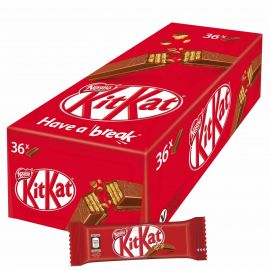 Nestle KitKat 2 Finger 36x20.7g - Bulkbox Wholesale