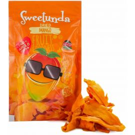 Sweetunda Dried Mango Pouch 200g - Bulkbox Wholesale